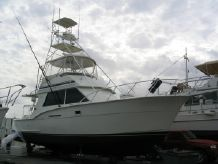 1979 Hatteras Convertible with Tower