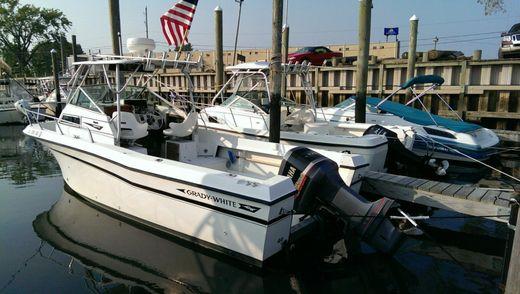 1985 Grady White 247 Offshore Pro