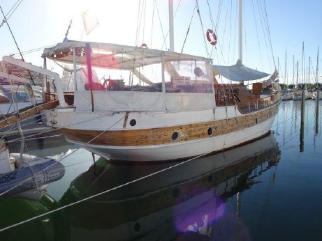 1987 Bodrum Turkish Kaique 20m