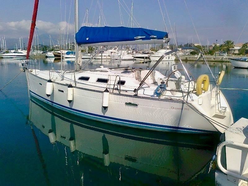 2005 Beneteau Oceanis Clipper 393 Power Boat For Sale Www