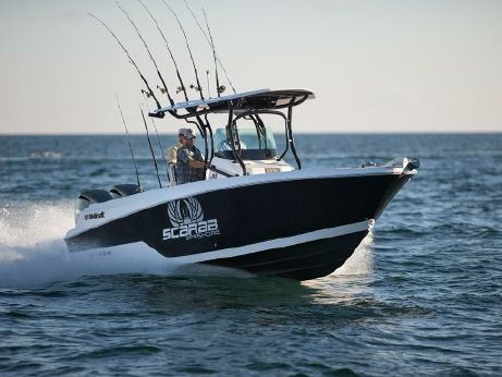 2017 Wellcraft 262 Fisherman SCARAB