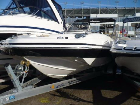 2016 Hurricane SS 231 OB DECK BOAT-FISHING