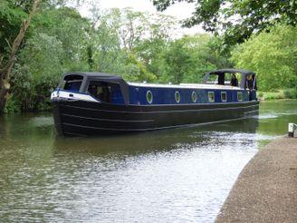 """2019 Wide Beam Narrowboat Tingdene Colecraft 66'x10'04"""""""
