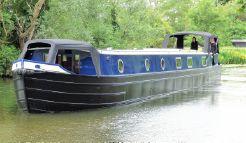 """2019 Wide Beam Narrowboat Colecraft 66' x10'04"""""""