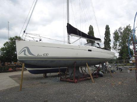 2008 Hanse 430