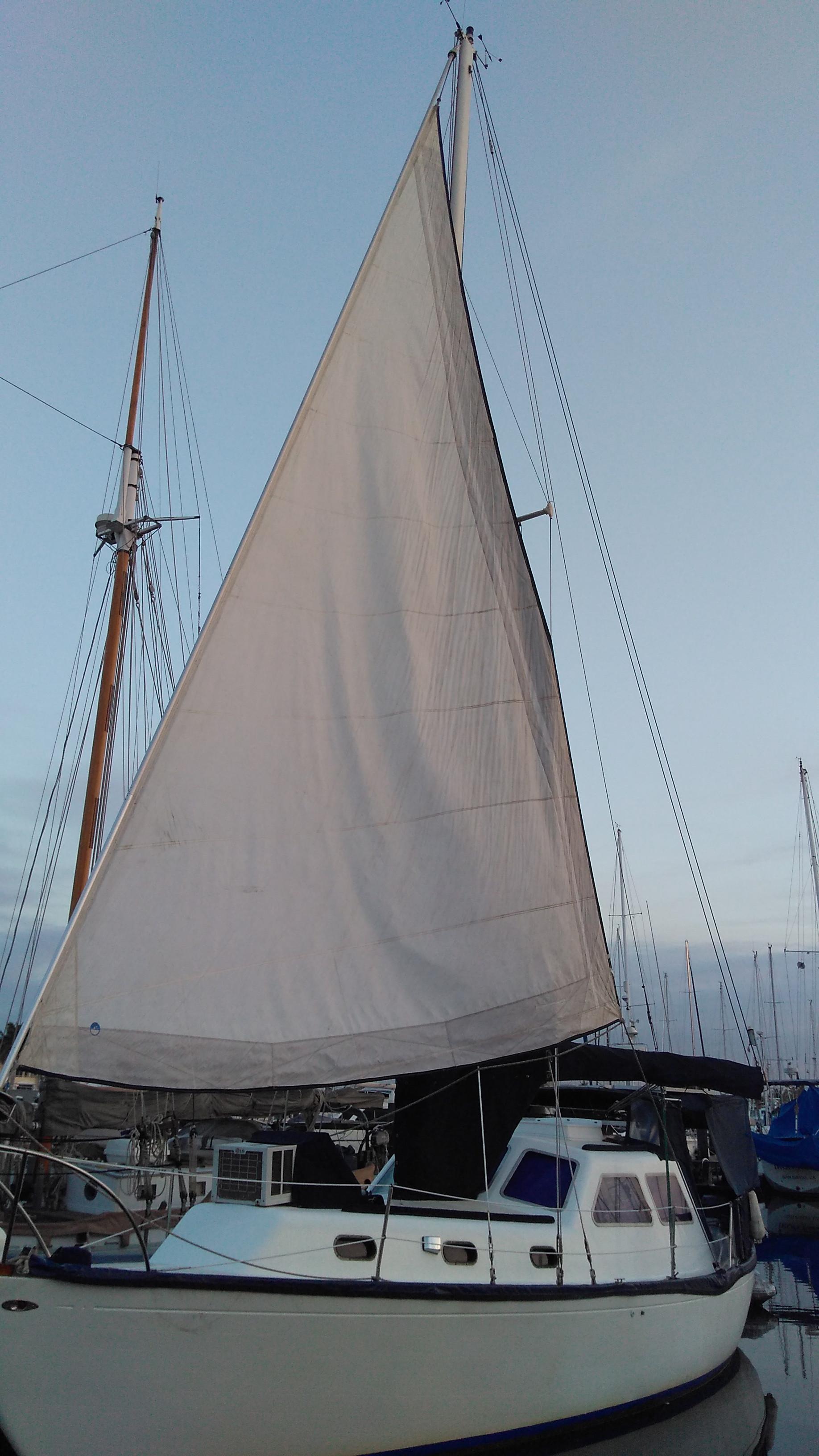 37' Islander 37 MS+Boat for sale!