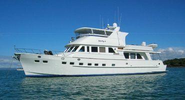 2002 Grand Alaskan Long Range Motor Yacht