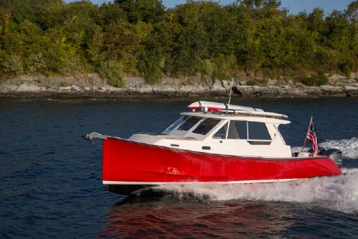 2015 True North 34 Outboard Express