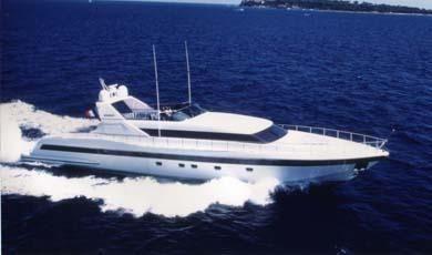 1996 Overmarine MANGUSTA 100