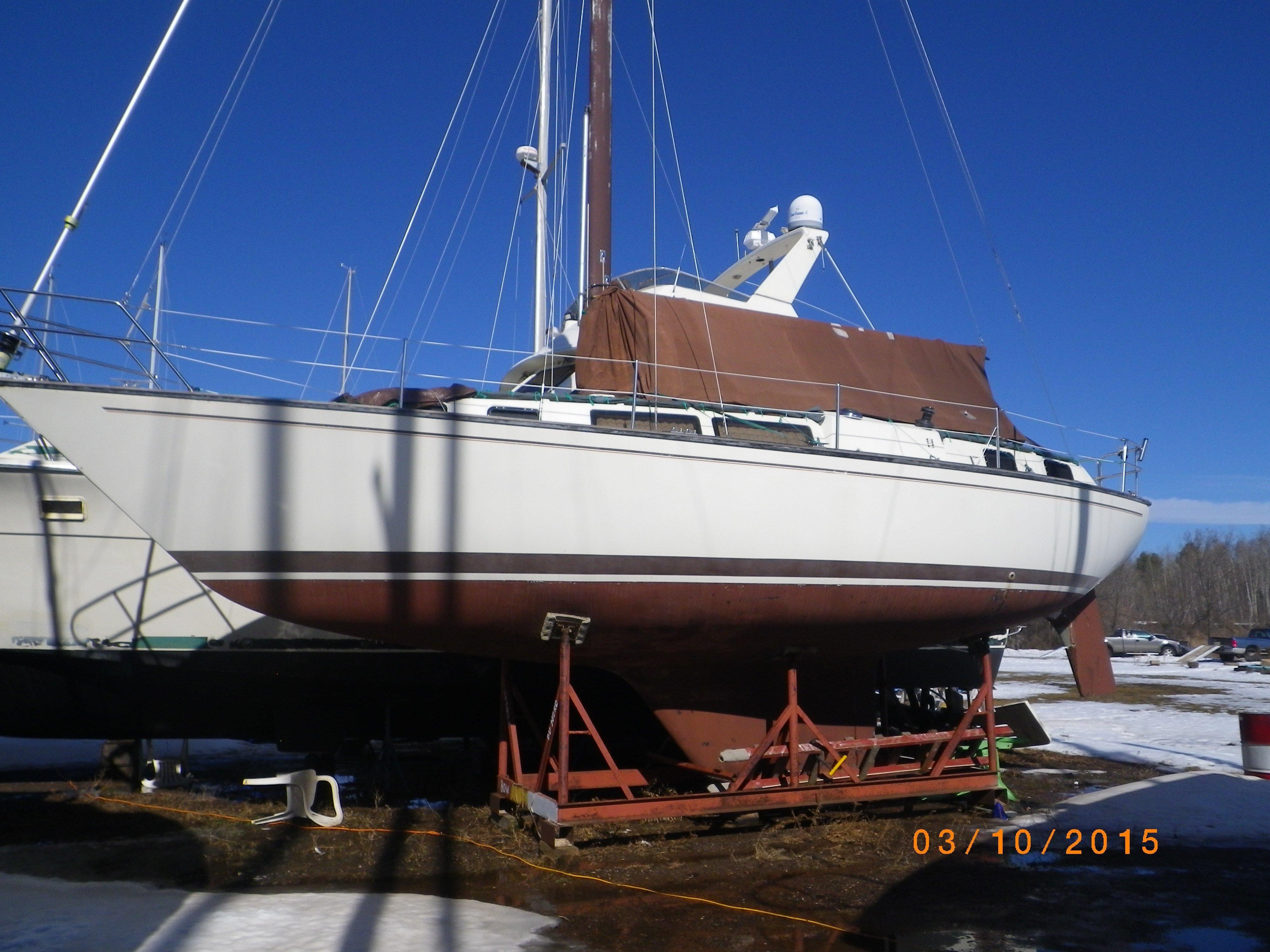 cc sail boat  sale wwwyachtworldcom