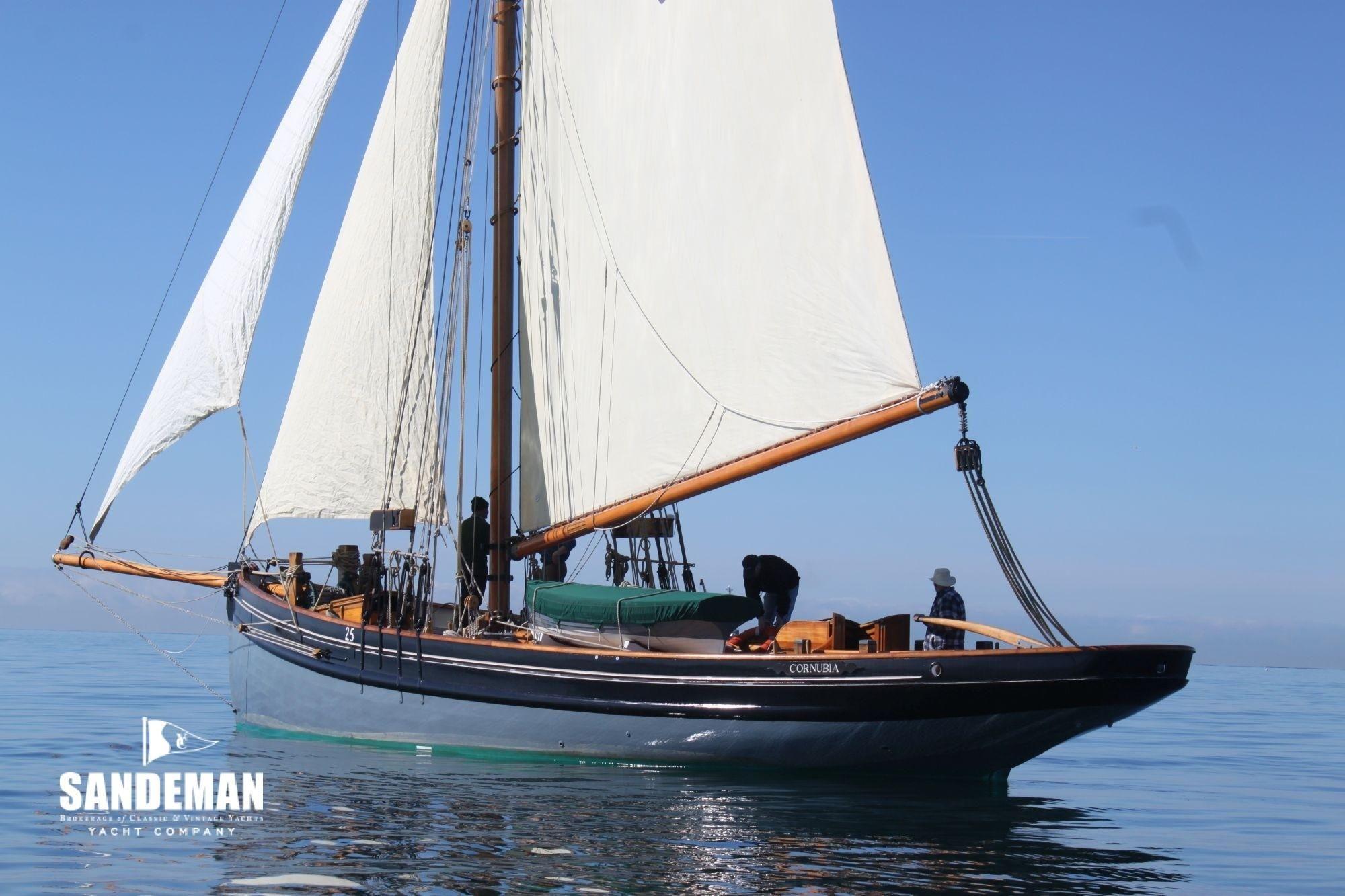 Dealers Near Me >> 1911 Bristol Channel Pilot Cutter Sail Boat For Sale - www.yachtworld.com