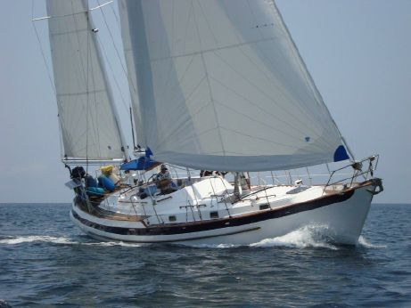1985 Mayflower Ketch