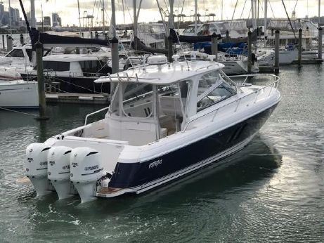 2014 Intrepid 430 Sport Yacht
