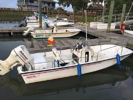 1996 Boston Whaler 17 Montauk