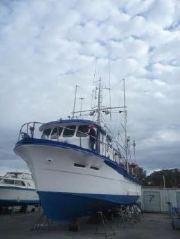 1969 Owens Commercial Fishing Vessel