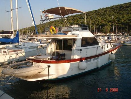 1996 Sciallino 40 Fly