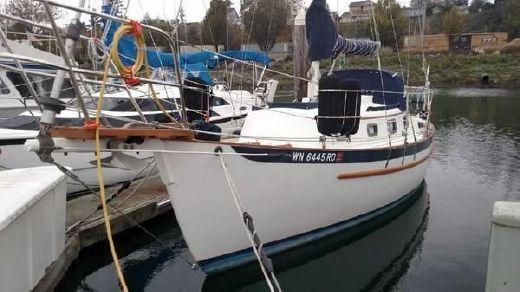 1989 Pacific Seacraft Dana 24