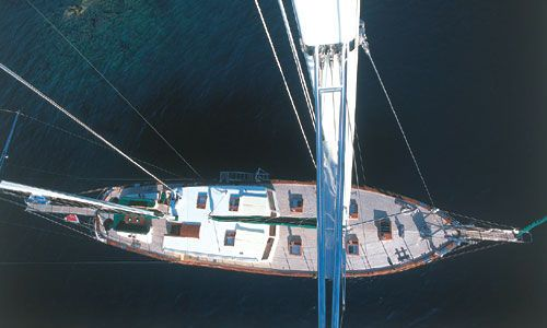 2002 Custom Sailing Yacht