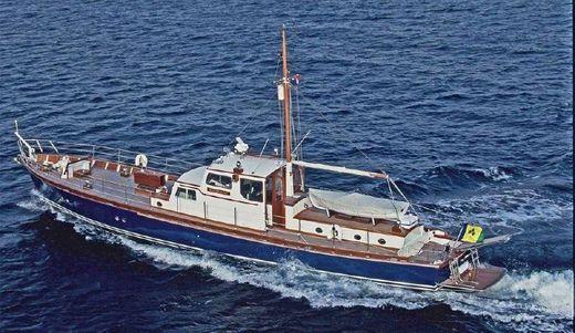 1948 Laurent Giles Gentleman's Motor Yacht