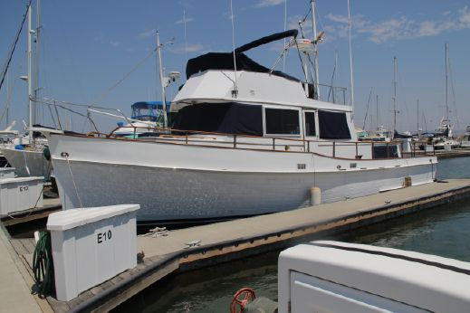 1967 Grand Banks 42 Classic