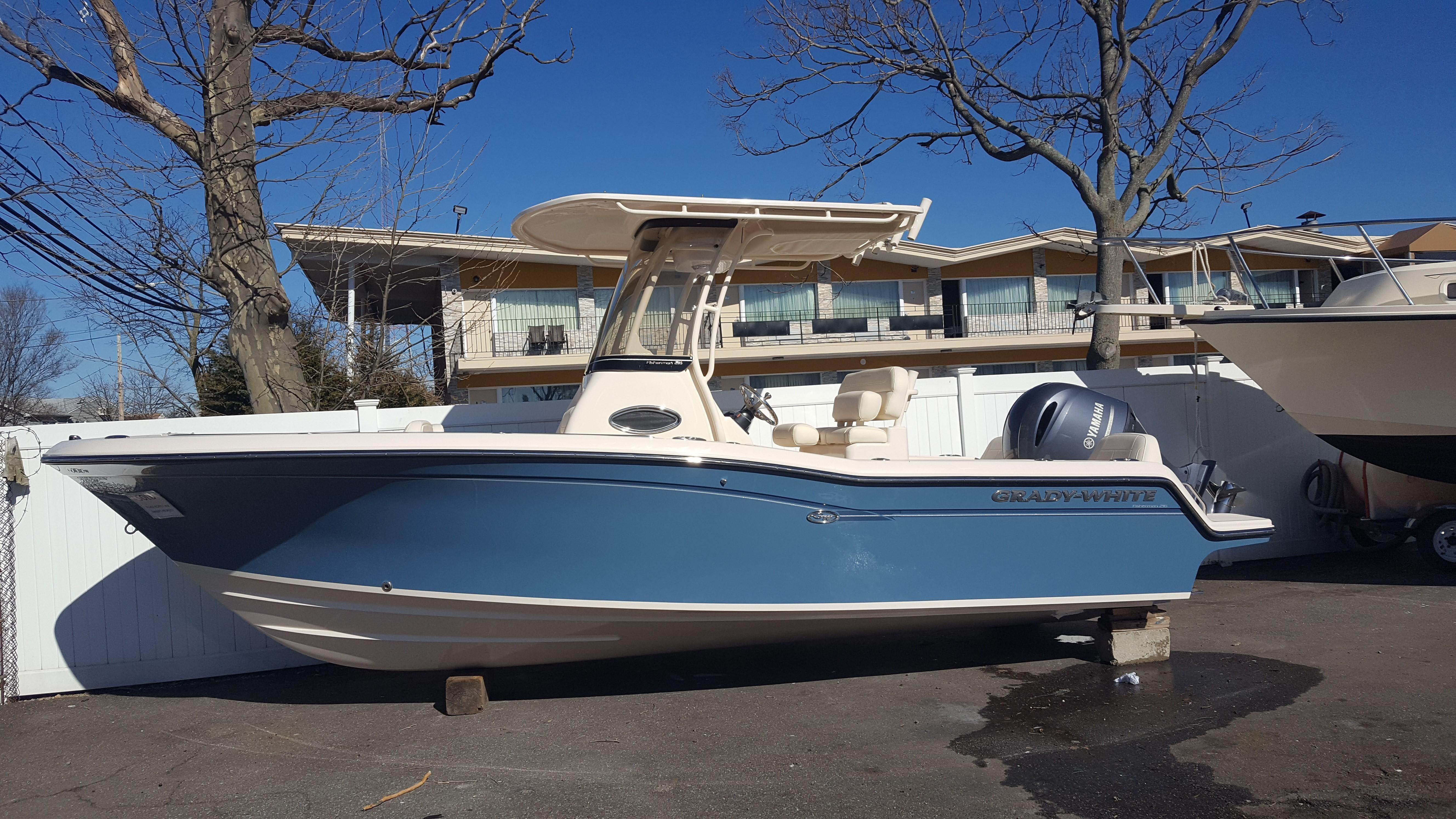 Grady White | New and Used Boats for Sale in New York