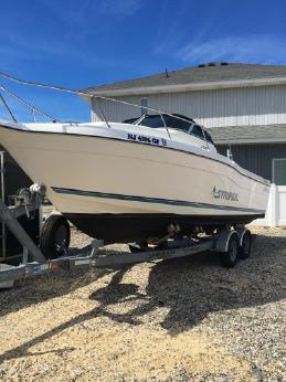 1997 Seaswirl 2600 Striper