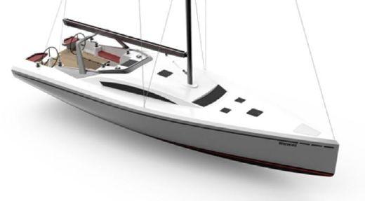 2018 Mestral Marine Works 46 long range cruising