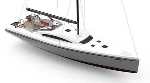 2018 Mestral Marine Works MMW 46 long range cruising