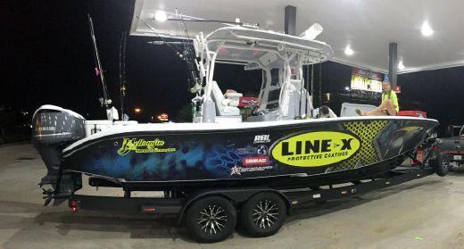 2015 Yellowfin 29