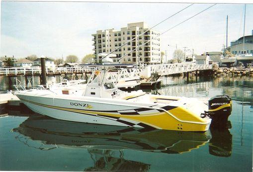 2001 Donzi 35 Daytona