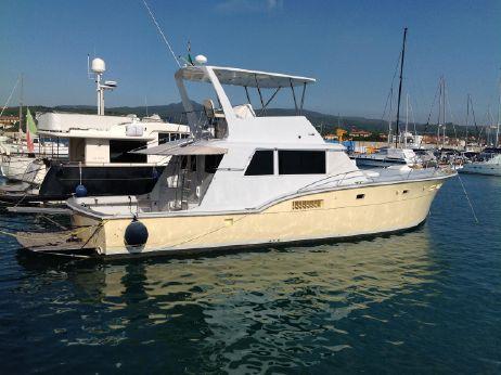 1974 Hatteras Yacht Hatteras 53'