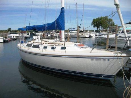 1989 Catalina 34 S/L