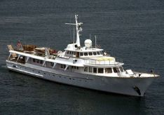 1968 Tsdy Classic Displacement Yacht