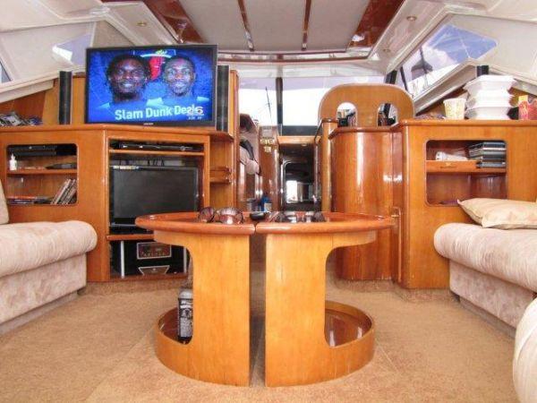 56' Gulf Craft Sport Flybridge Cruiser