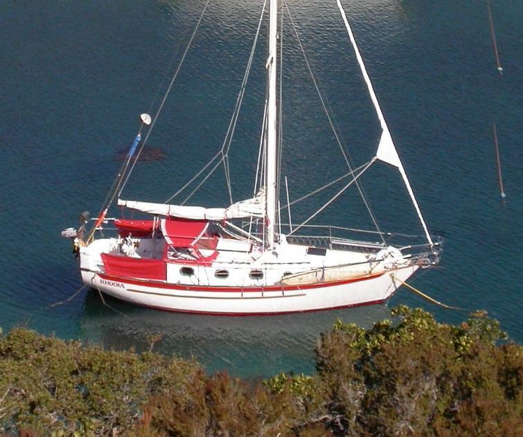 31 ft 1988 pacific seacraft cutter