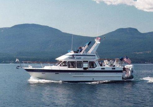 1986 King Aft Cabin Trawler