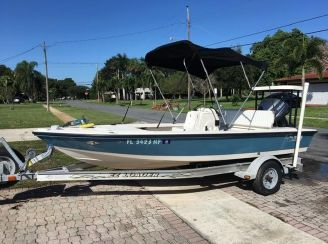 2004 Hewes Redfisher 16