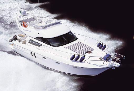 2003 Antago 44 Flybridge