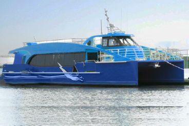 2020 Catamaran Hi Speed 150-200 Passengers