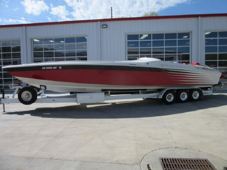 1989 Wellcraft Scarab 38 Excel