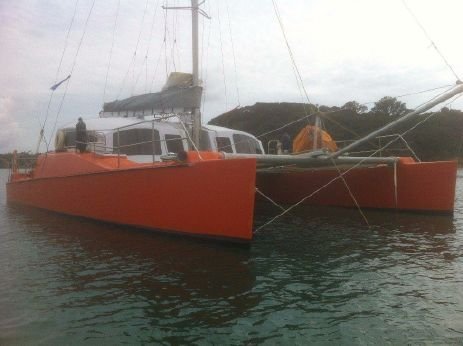 2000 Greg Malpas Custom Performance Cruising Catamaran