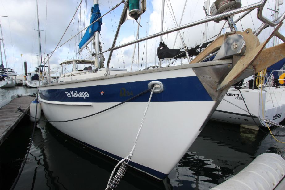 1986 Hallberg-Rassy 94 Kutter Sail New and Used Boats for Sale -