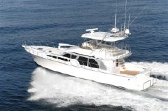 2015 Mikelson Long Range Luxury Sportfisher