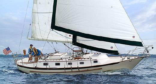 1986 Pacific Seacraft Crealock 37