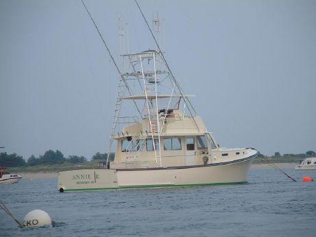 2000 Wesmac Sportfish