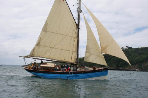2012 Gaff Cutter Yacht