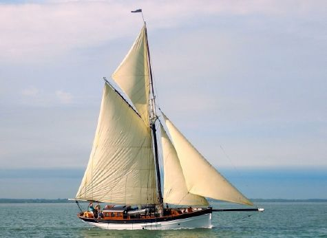 2012 Traditional Gaff Cutter Yacht
