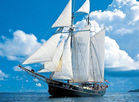 1920 Van Meer Tall Ship Schooner