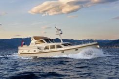 2012 Linssen Grand Sturdy 500 DIAMOND - with Stabilizers