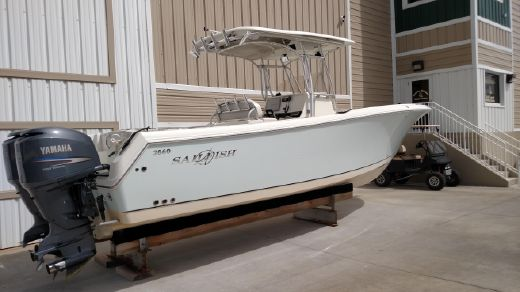 2009 Sailfish 2860 CC